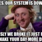willie wonka systems